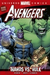 Avengers: Thanos vs Hulk
