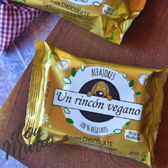 Alfajor Chocolate 80 gr Vegano