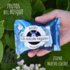 Alfajor Black Frutos del Bosque 80 gr Vegano