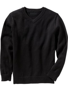 Sweater Lana Negro