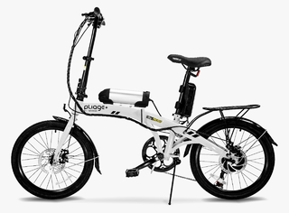 Bicicleta Elétrica Two Dogs Pliage Plus - comprar online