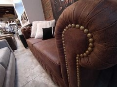 Sofa Chesterfield Clasico - comprar online