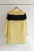 SWEATER AMARILLO Y NEGRO