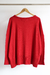 SWEATER ROJO OVERSIZE en internet