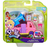 Polly Pocket C/ Veiculo Glaces - Ggc39 Mattel