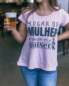 Camiseta Girl Power!