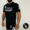 T-Shirt Lycan Black Team Jiu Jitsu