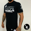 T-Shirt Lycan Black Team MMA