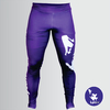 Legging Lycan  Roxa - Com Short Interno