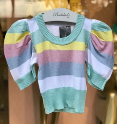 Blusa Lindy Colorida