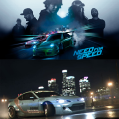 Need for Speed Ghost - comprar online