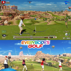 Everybody's Golf - comprar online