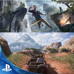 UNCHARTED 4 - A Thief´s End - comprar online