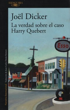 La Verdad Sobre El Caso Harry Quebert -Joel Dicker - Delivery Libros