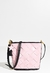 Panier Crossbody Bag, Dinner Pink