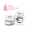 Gel de Construcción 15ml #004 Nude Rosa  Uv/Led -CH007