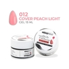 Gel de Construcción 15ml #012 Cover Peach Light Uv/Led  -CH007