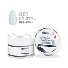 Gel de Construcción 30ml #001 Crystal  Uv/Led  -CH008