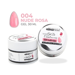 Gel de Construcción 30ml #004 Nude Rosa Uv/Led  -CH008