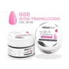 Gel de Construcción 30ml #008 Rosa Traslucido  Uv/Led  -CH008