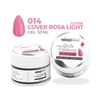 Gel de Construcción 30ml #014 Cover Rosa Light Uv/Led  -CH008
