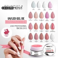 Gel de Construcción 30ml #013 Cover Ultra Peach  Uv/Led  -CH008 - comprar online