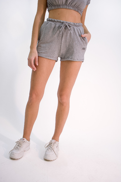 Shorts Cotton Moletom - Dropset
