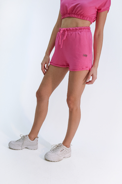 Shorts Cotton Moletom na internet