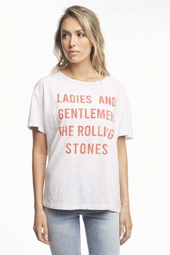 REMERA LADIES BLANCO