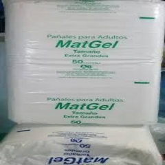 MAT GEL RECTO G X 50