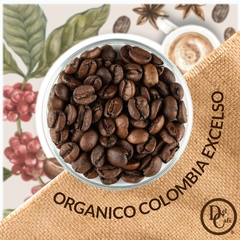 Café ORGANICO Colombia Excelso - 1kg