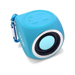 Mini Parlante Bluetooth Noga Cube