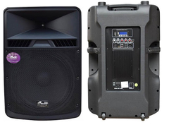 PRO SERIES PL-1550 POWER 18″ GBR