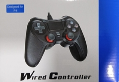 Control Joystick PS4 Con cable Wired Controller P4 - 5N