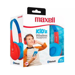Auriculares Maxell Kid´s Wireless Headphones