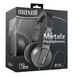 AURICULARES SOLID2 METALZ HEADPHONES SMS-10
