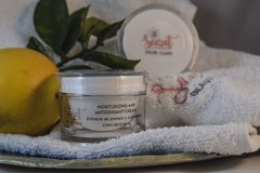 Moisturizing and Antioxidant Cream ( Crema Humectante y Antioxidante )