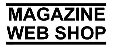 Magazine Web Shop