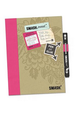 Smash Book Folio Pretty Pink