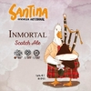Inmortal Scotch- Santina - 500 ml - Botella descartable