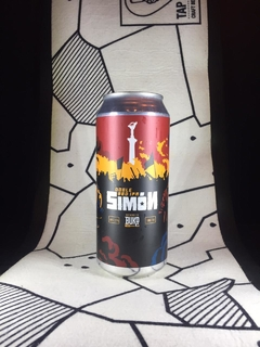 Doble Red Ipa Simon - Buko - Lata 743 ml