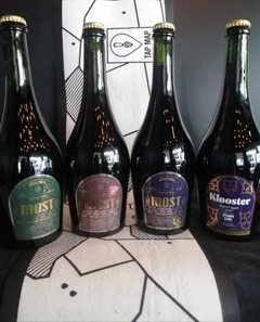 Pack Barrel Aged x 4 - Klooster + Most - Botella 750 ml