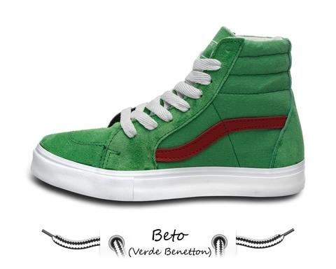 Amante sentar Gobernador  Beto - Verde Benetton - Comprar en Black in Black