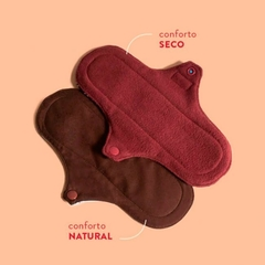 Absorvente Normal - Terra - Conforto Natural - comprar online