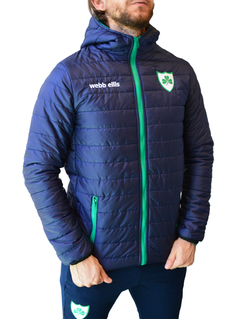 Campera inflable azul club Hurling - comprar online