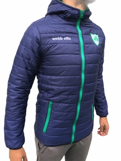 Campera inflable azul club Hurling en internet
