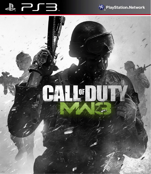 Call Of Duty Modern Warfare 3 Ultimate Edition Juego Ps3 Digital