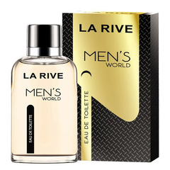 LA RIVE MEN'S WORLD EDT 90ML