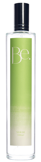 BE. COLÔNIA VERDE 100ML