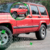 Kit Calcos Ploter para Jeep Cherokee Franjas Sport - Calcomanias Vinilo x9 en internet